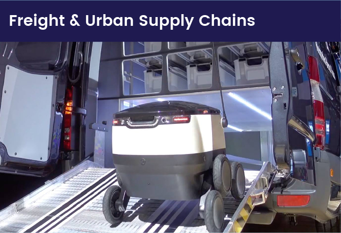 Freight & Urban Supply Chains