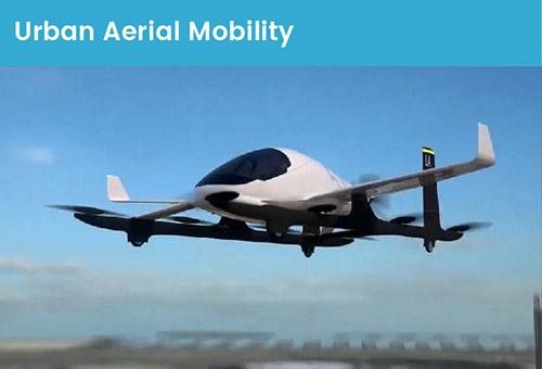 A1 Urban Aerial Mobility